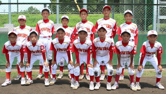 八幡西ボーイズ(小学部)第8回全国小学生硬式野球交流大会アンダーアーマーカップ優勝