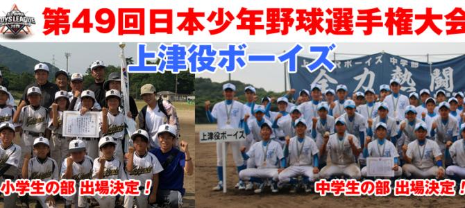 第49回日本少年野球選手権大会